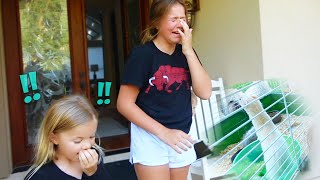 WE SURPRISE AYDAH WITH HER DREAM PET!! *EMOTIONAL REACTION*