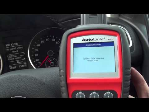 VW Golf Mk6 ABS Faults 01314 00668 00287 Caused By ABS Sensor Fault