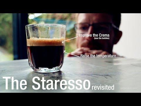 Staresso - Using Nespresso Pods / How to Make the Perfect Espresso Coffee