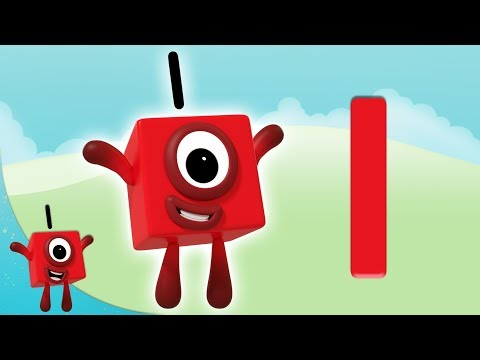 Xxx Mp4 Numberblocks The Number 1 Learn To Count Learning Blocks 3gp Sex