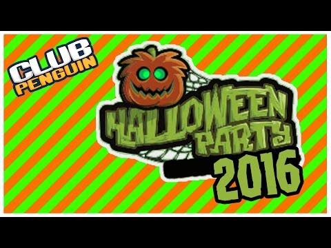 Club Penguin: Halloween Party 2016...CONFIRMED!!