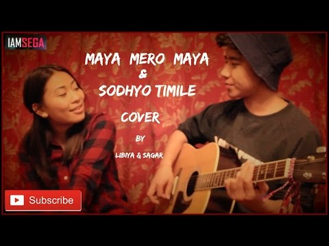 Xxx Mp4 Maya Mero Maya Sodhyo Timile Cover By Libiya Amp Sagar 3gp Sex