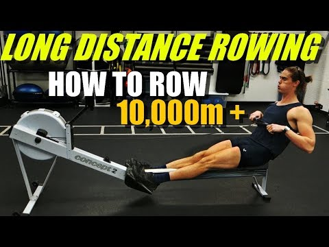 Rowing Machine: 3 Tips to Row A Marathon (And Other Long Distances!)