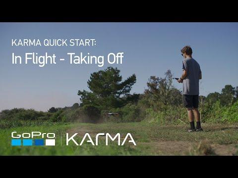 GoPro: Karma In Flight - Taking Off