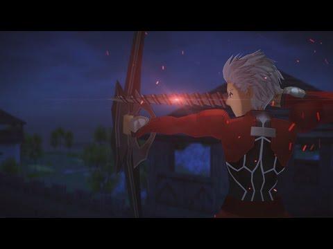 Mabinogi: Fate/stay night [Unlimited Blade Works] Trailer