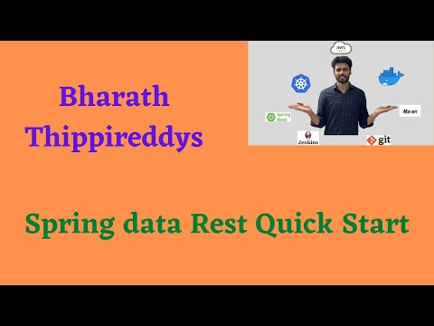 Spring Data REST Introduction