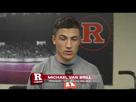 RVision: @RUWrestling Freshman Recruits Talk About Thier Decision To Join Rutgers