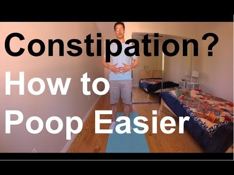 How to relieve constipation (Poop Meditation) The Natural Bowel Movement