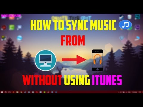 How to Transfer ★Music From Computer To IPhone/ipad  Without Using Itunes ★2017