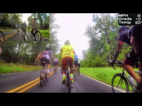 HD Cycling Training - 50 Mile Road Race Training (Trainer/Rollers)