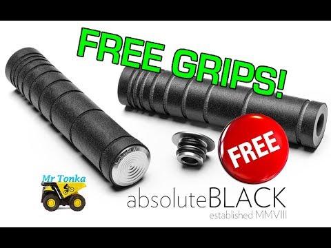 AbsoluteBLACK grip review
