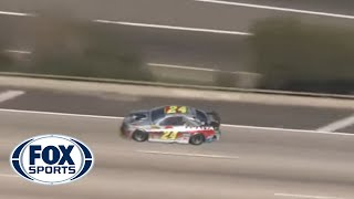 Jeff Gordon Police Chase