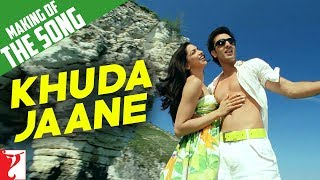 Making Of The Song - Khuda Jaane | Bachna Ae Haseeno | Ranbir Kapoor | Deepika Padukone