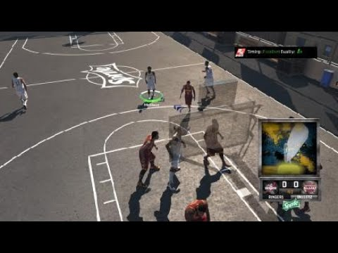 NBA 2K15 DRIBBLE God