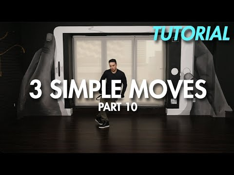 3 Simple Dance Moves for Beginners - Part 10 (Hip Hop Dance Moves Tutorial) | Mihran Kirakosian