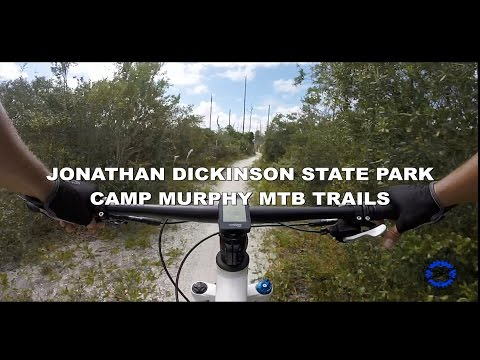 Jonathan Dickinson State Park MTB - Camp Murphy Ride Along