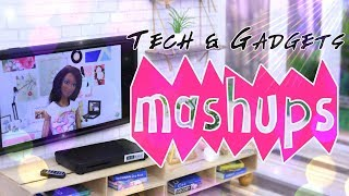 Mash Ups: How to Make Doll Tech and Gadget Crafts | Computers, Television, Phones & More