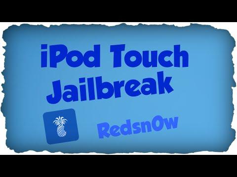 Jailbreak: iPod Touch 2G   iOS 4.2.1   Redns0w 0.9.6b6 [Tutorial] [Deutsch/German]