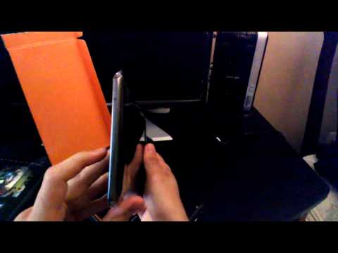 Kindle Fire HDX: Unboxing and First Look