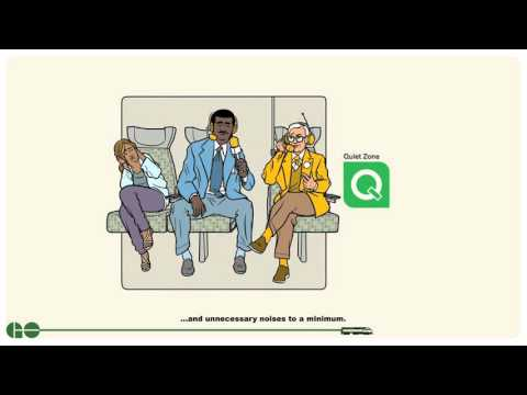 Etiquette Onboard GO