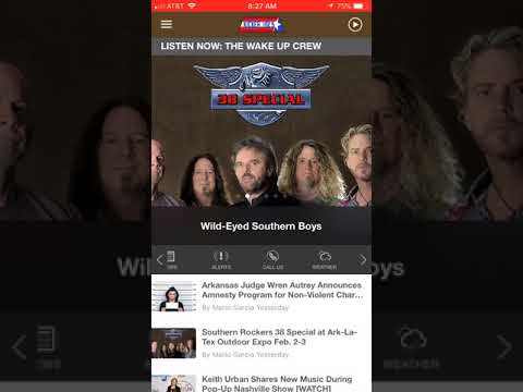 Explore the KKYR App with Lisa from The Wake Up Crew