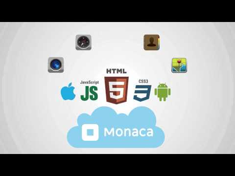 Monaca ~Start Creating Your Apps Right Away!~
