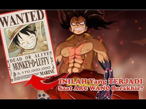 Pencapaian Besar Luffy Setelah Arc Wano Berakhir