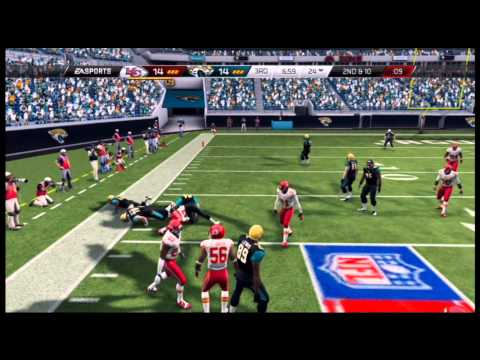 Madden 25 CFM Quarterback Ep.1- The Beginning
