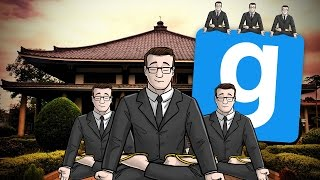 BE ONE WITH YOUR INNER STEALTH!! - GMod Guess Who (Garrys Mod Funny Moments)