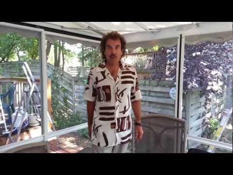 Patio Plus porch assembly - Jardin