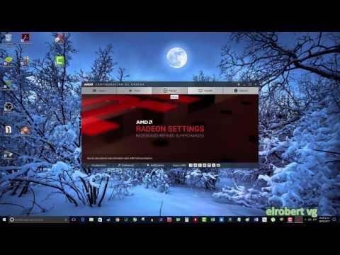 Activa AMD ReLive y configuralo sin problemas