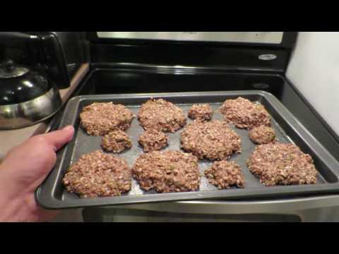 How to Make Healthy Oatmeal Cookies