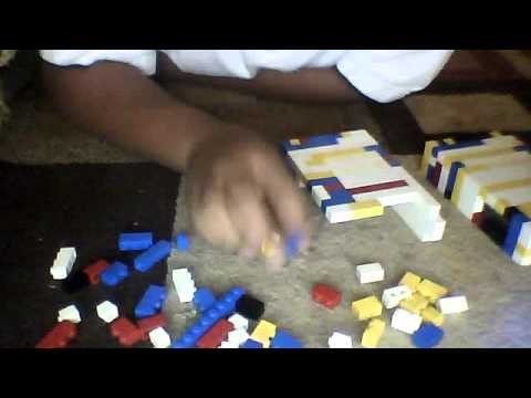 How to make a LEGO ipod case:part 2