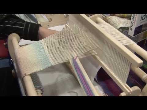 Table Top Weaving Demonstration