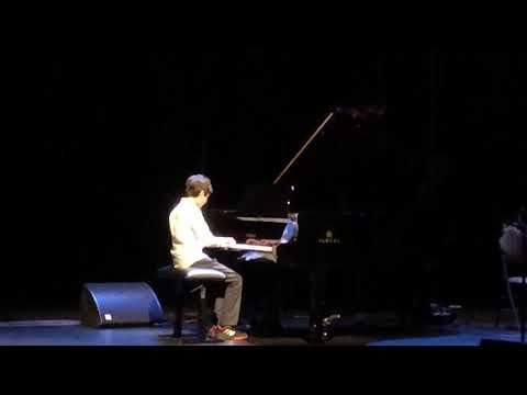 Sam - Gerald-Godin - Piano (Cossack Ride)