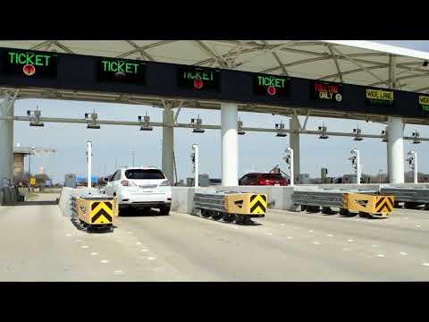 DFW Airport Prepaid Parking - Tolltag