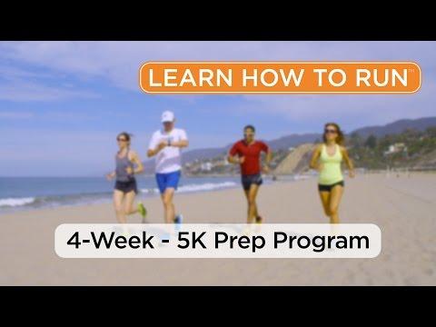 5K Prep - Program Overview