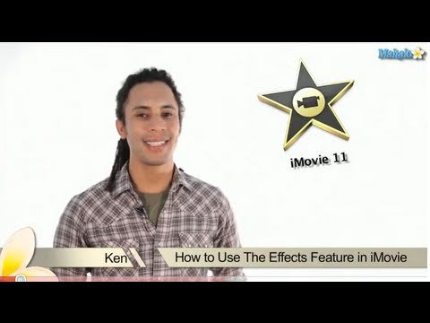 Learn iMovie 11 - How to Use the Effects Feature