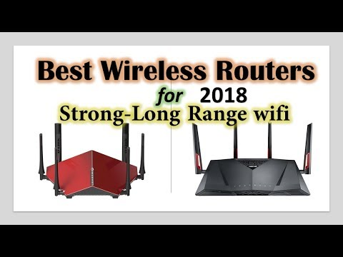 Top 5: Powerful Wireless Routers 2018 || Best WiFi Routers Reviewed