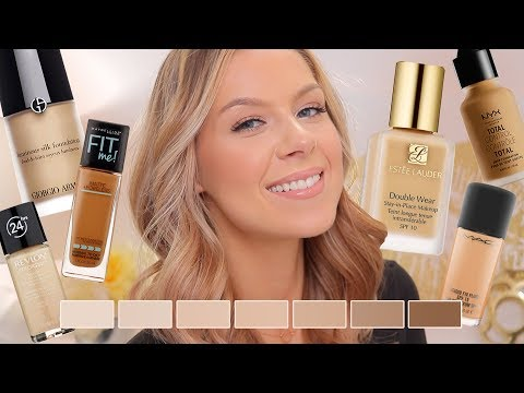 How To Choose The Best Foundation Color — 13 Easy Tips