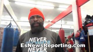 MR T on Rowdy Roddy Piper Passing & Ronda Rousey - EsNews Boxing