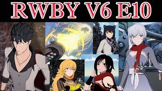 Rookie Reacts to RWBY - Volume 6 Chapter 10 TIMER VERSION