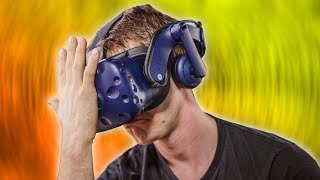 Why does this exist... Vive Pro Review