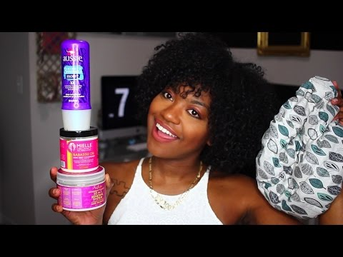 Best Deep Conditioners + Best Deep Conditioning Tools FOR Natural Hair