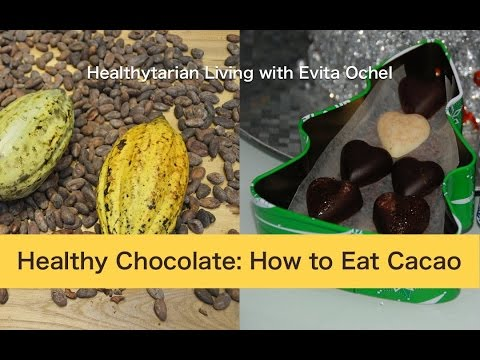 How to Eat Cacao & Make Healthy Chocolate