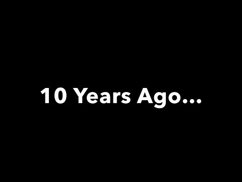 Thank You for 10 Years!!!