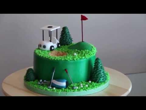 Tarta TartiCarla Golf