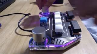 2 minutes, 11 seconds) Sound Voltex Controller Video
