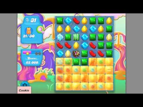Candy Crush SODA SAGA level 76 3*