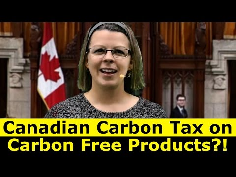Carbon Free Products Should Not Be Subject To The Liberal Carbon Tax